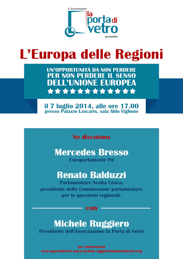 L'Europa delle Regioni